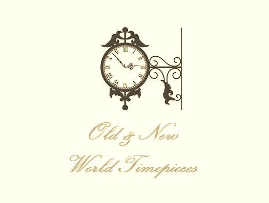 Old & New Timepieces